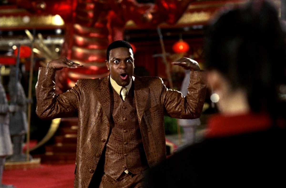 Rush Hour 2 (2001) | Sottypong-Review's Site