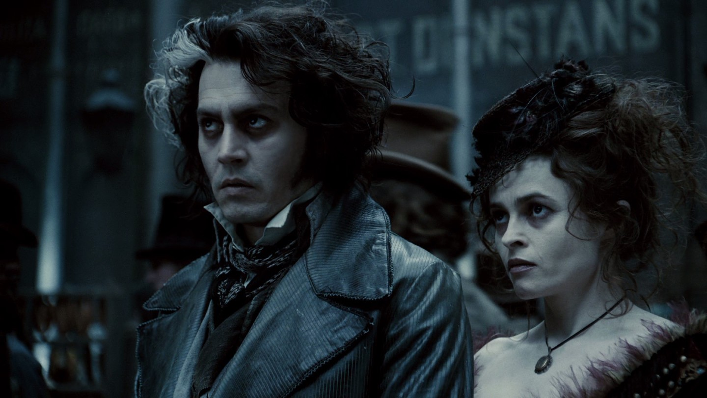 Image result for Sweeney Todd: The Demon Barber of Fleet Street
