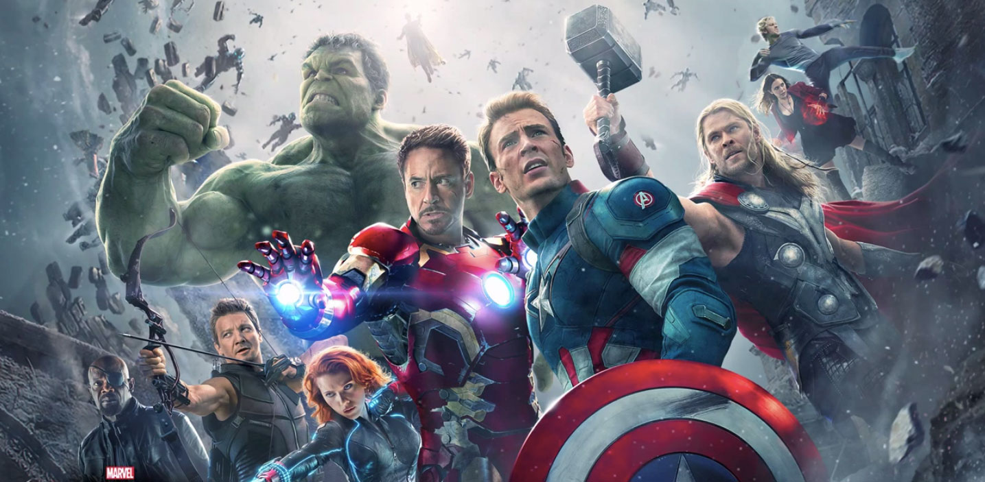 Avengers age of ultron stream